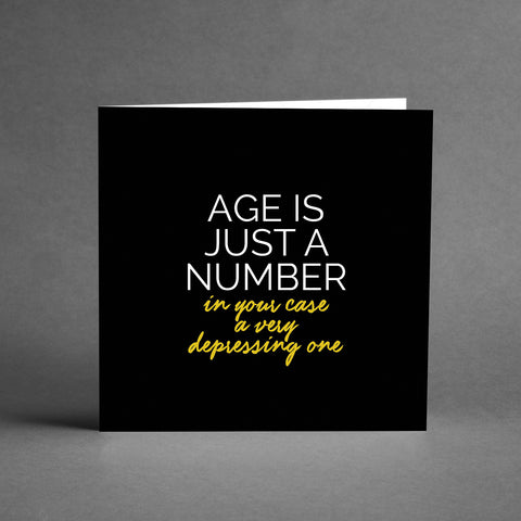 GRANDE Collection - Age is just a number [20-pack]