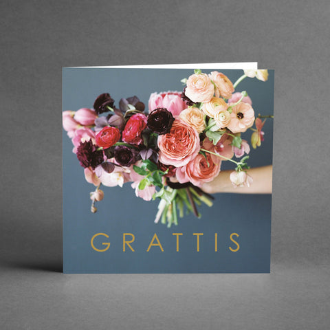 GRANDE Collection - Grattis blomsterbukett [20-pack]