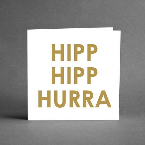 GRANDE Collection - Hipp Hipp Hurra [20-pack]