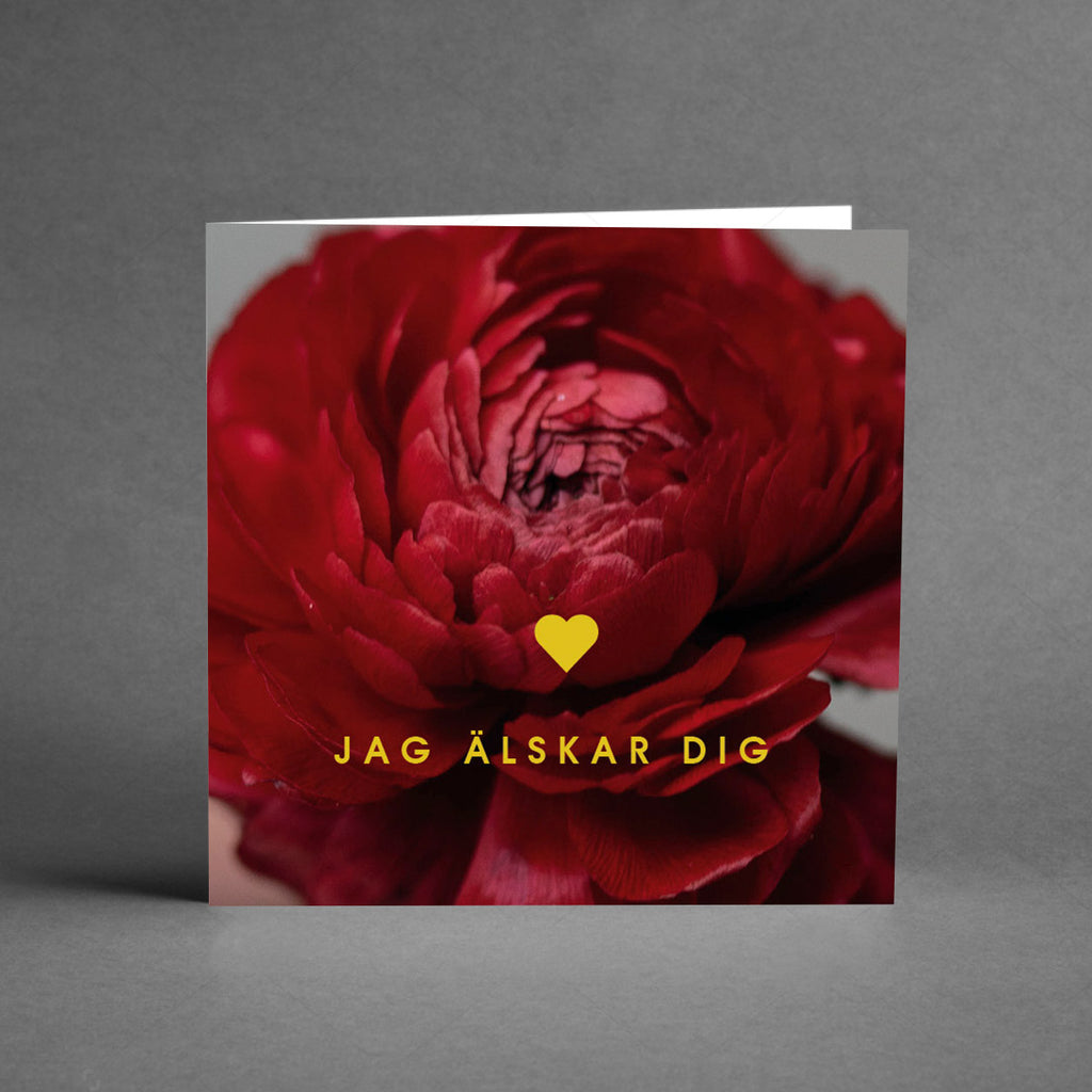 GRANDE Collection - Jag älskar dig [20-pack]