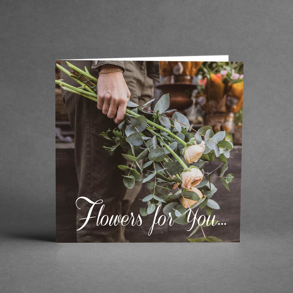 GRANDE Collection - Flowers for you [20-pack]