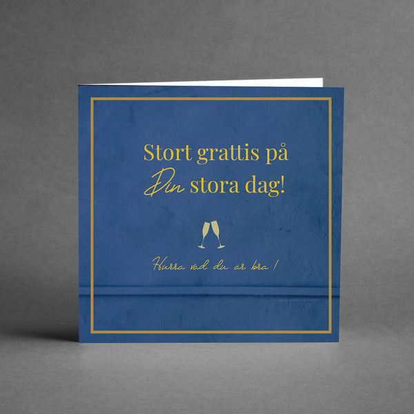 GRANDE Collection - Studentkort [20-pack]