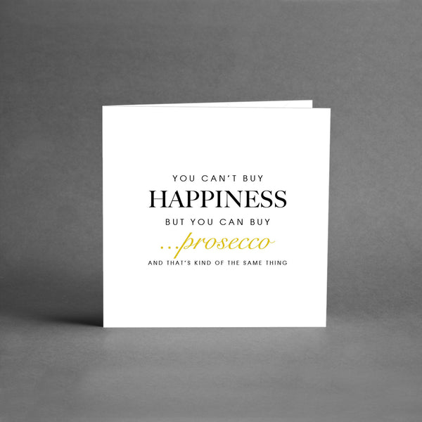 MINI Collection - You can´t buy happiness [25-pack]