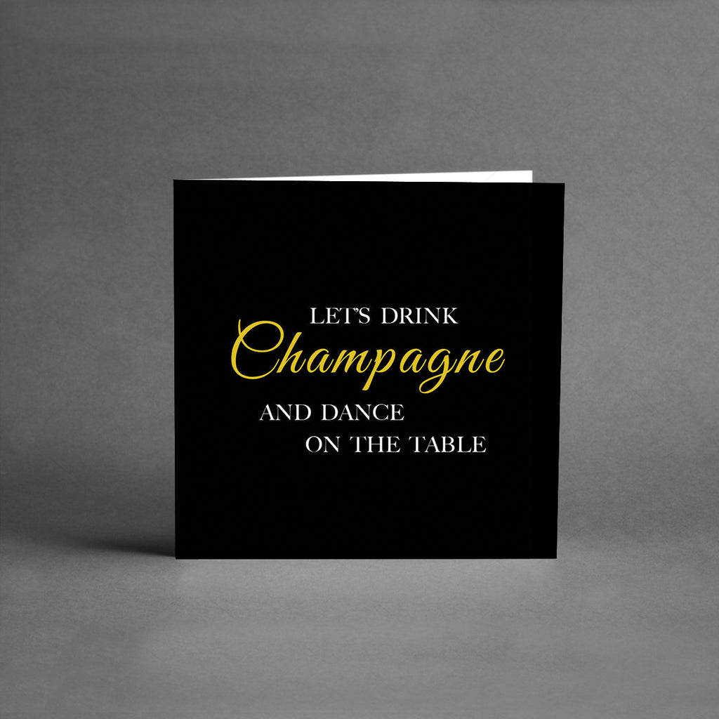 MINI Collection - Lets drink champagne [25-pack]