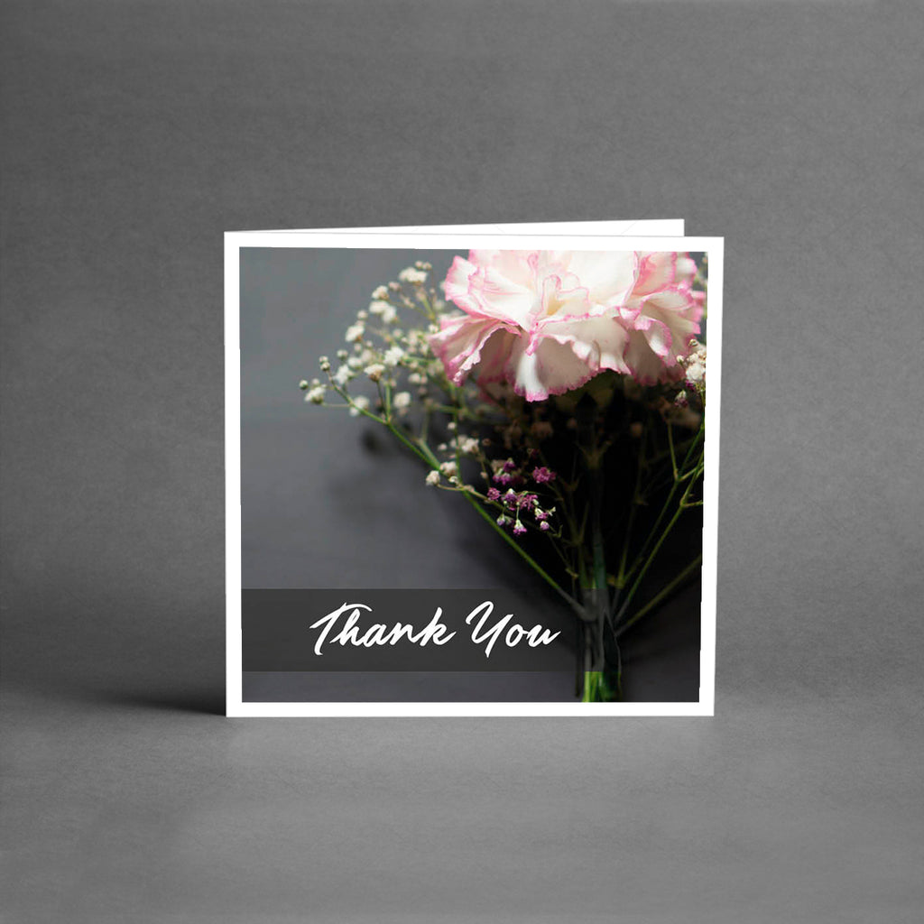 MINI Collection - Thank you flowers [25-pack]