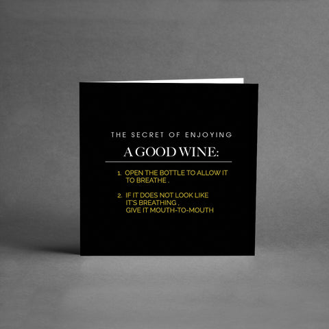 MINI Collection - A good wine [25-pack]