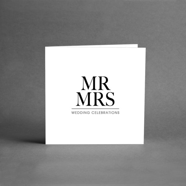 MINI Collection - Mr & Mrs [25-pack]
