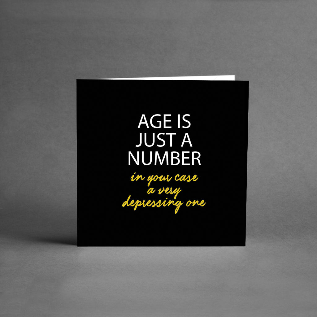 MINI Collection - Age is just a number [25-pack]