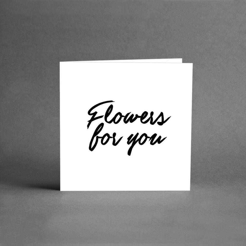 MINI Collection - Flowers for you [25-pack]