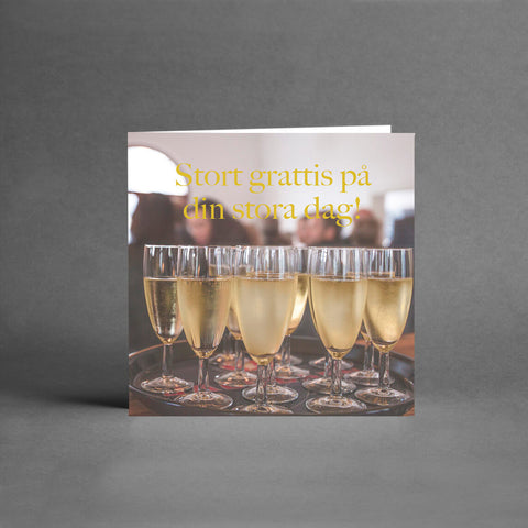 MINI Collection - Din dag champagne [25-pack]