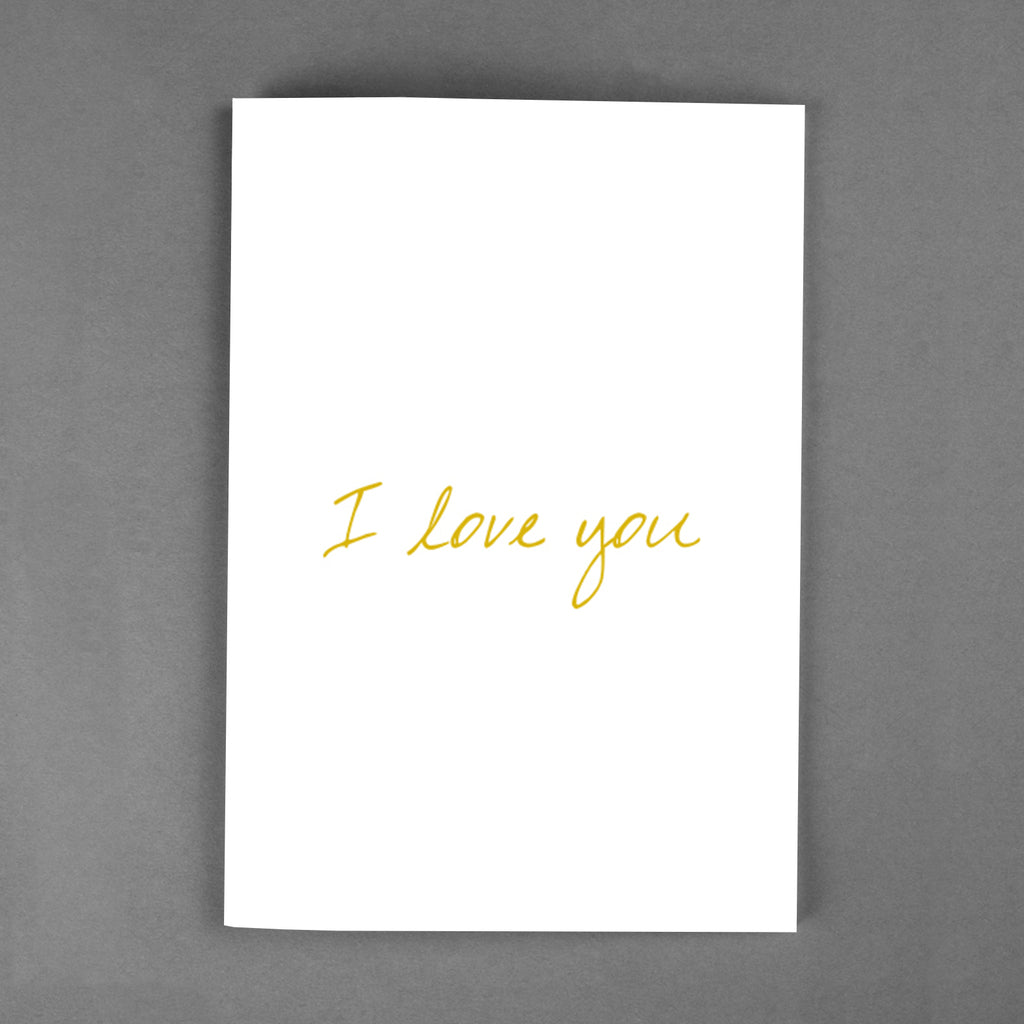 PREMIUM Collection - I love you [20-pack]