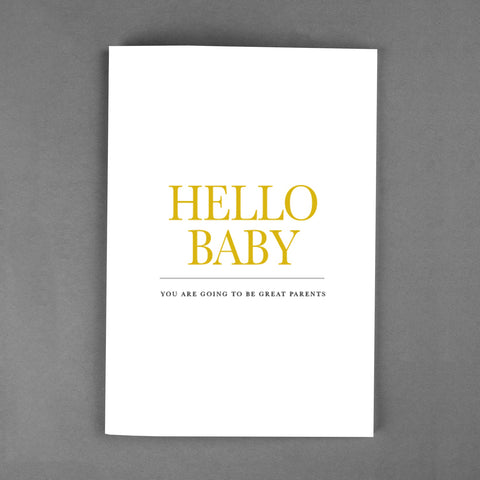 PREMIUM Collection - Hello baby [20-pack]