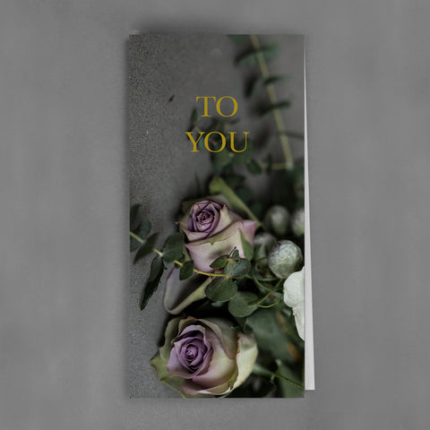 PREMIUM TAGS - To you [25-pack]
