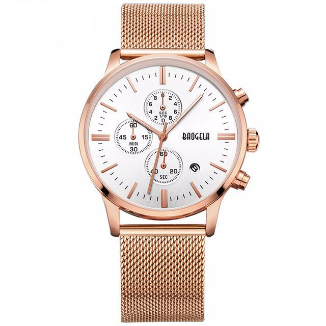 CHRONOGRAPH PINK GOLD