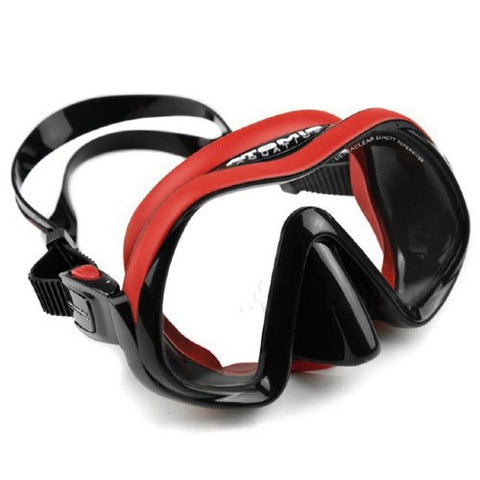 Atomic Venom Frameless Mask - Go Dive Tasmania