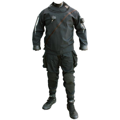 Bare Aqua-Trek 1 Dry Suit - Ladies - Go Dive Tasmania