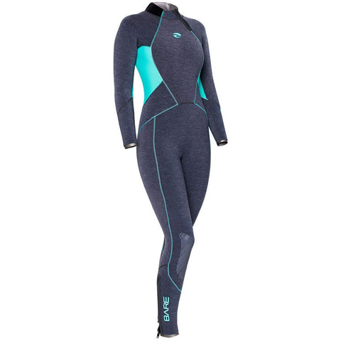 Evoke 7mm Ladies Wetsuit - Go Dive Tasmania