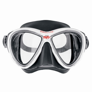 Hollis M3 Mask - Go Dive Tasmania