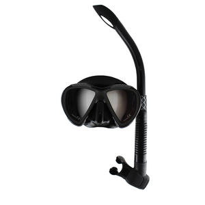 Ocean Pro Yongala Mask and Snorkel Set Adults - Go Dive Tasmania
