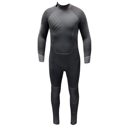 Rebel 7mm Mens Wetsuit - Go Dive Tasmania