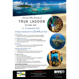 Truk Lagoon September 2019