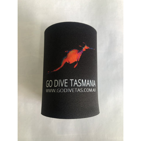 Weedy Sea Dragon Stubby Cooler - Go Dive Tasmania