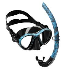 Cressi Metis/Corsica Mask and Snorkel Set - Go Dive Tasmania