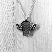 Death Moth Pendant