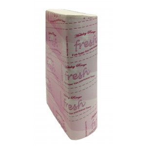Towel Supertrim Fresh, 2ply 20x24.5cm, 2400 sheets