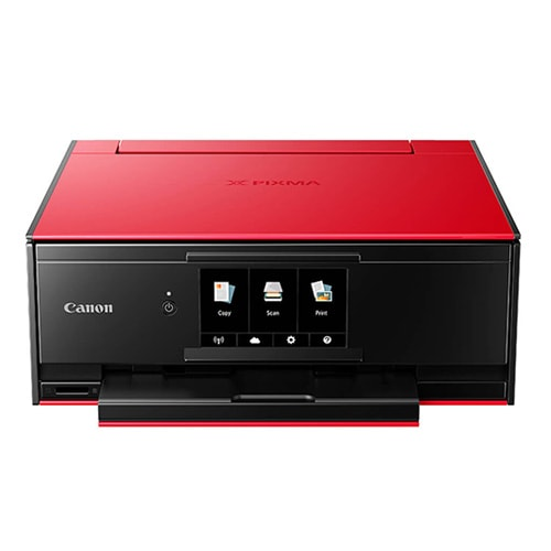 Canon TS9160 Red Inkjet MFC Printer