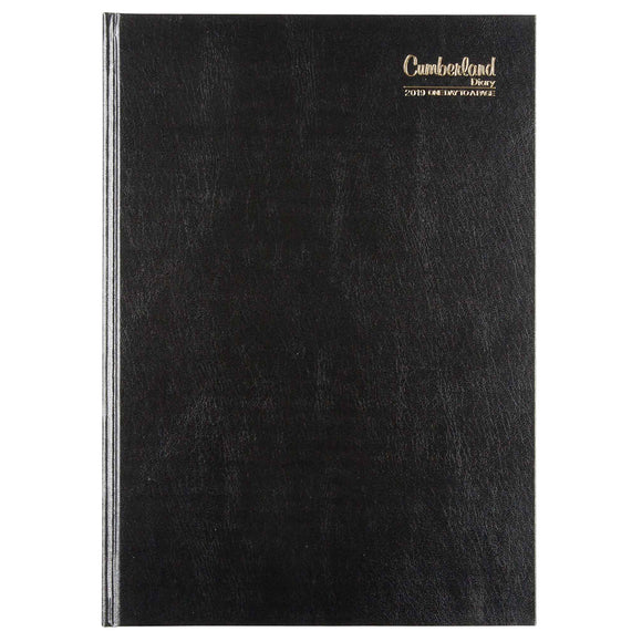 Cumberland Diary Casebound Blue. See Variants for Size & Format