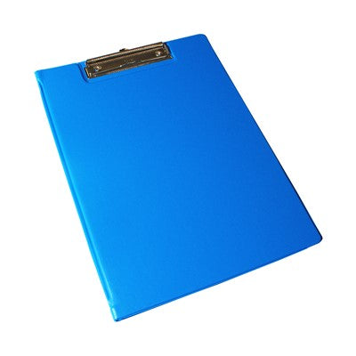 BANTEX FRUITS A4 CLIP FOLDER BLUEBERRY