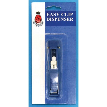 FAST CLIP DISPENSER Sovereign
