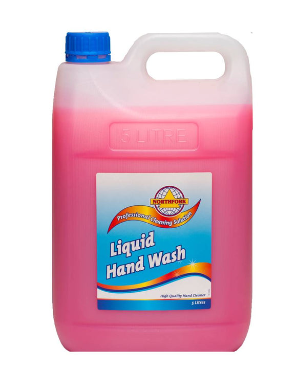 Liquid Hand Wash Low Scented 5 Litre