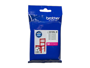 Brother LC3319 Magenta Ink Cartridge - 1,500 pages LC-3319