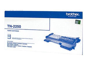 Brother TN2250 Toner Cartridge - 2,600 pages