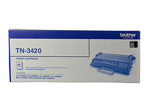 Brother TN3420 Toner Cartridge - 3,000 pages