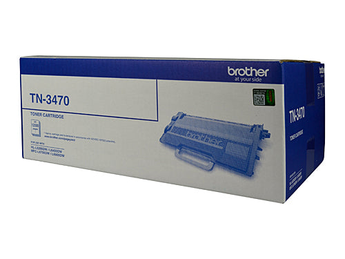 Brother TN3470 Toner Cartridge - 12,000 pages