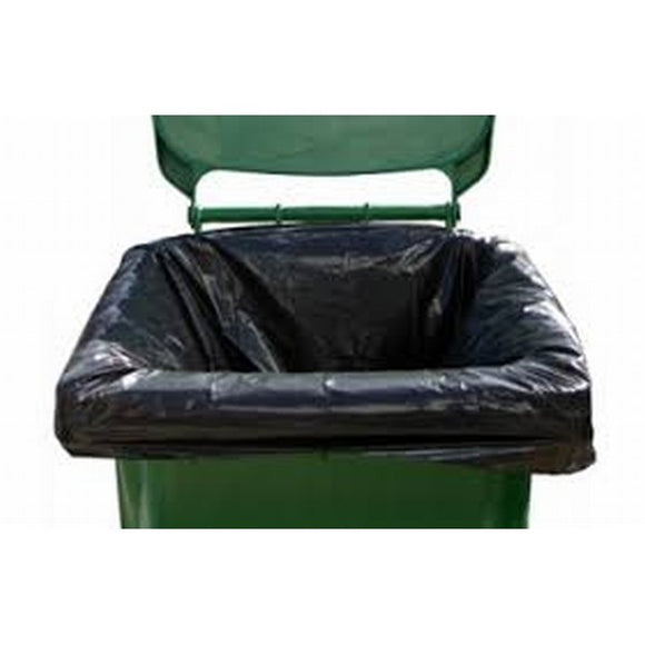 BIN LINER 240L BLACK See Variants for thickness