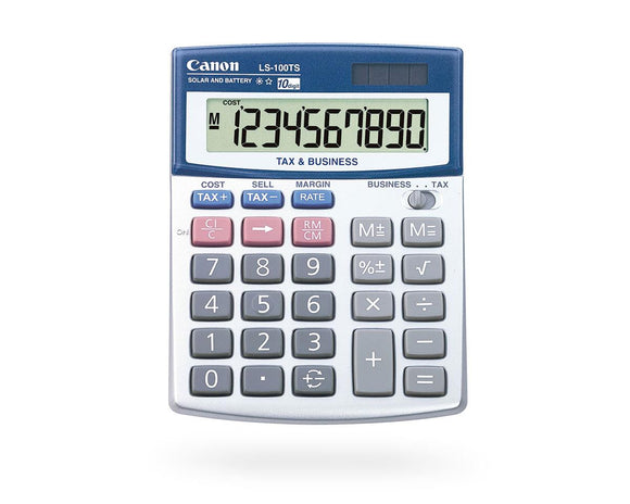 Canon LS100TS Calculator