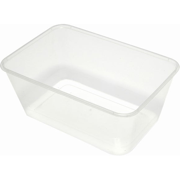 Rectangular Take-Away Containers & Lids See Variants for sizes & Types