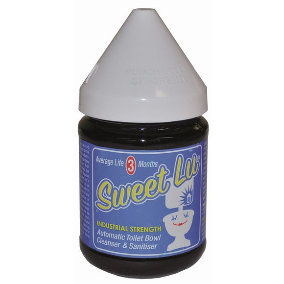 SWEET LU STD BLUE TOILET CLENSER AND SANITISER