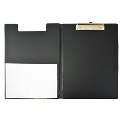 Bantex A5 Clip folder - Black