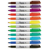Sharpie Permanent Marker Fine See Variants for colours