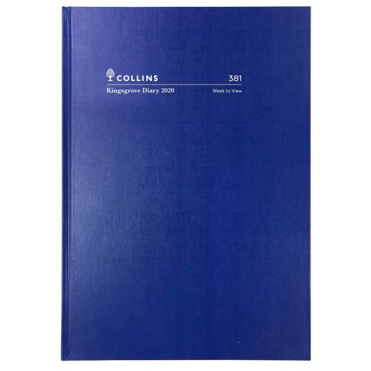 DIARY ANNUAL COLLINS Kingsgrove See variants for sizes & formats