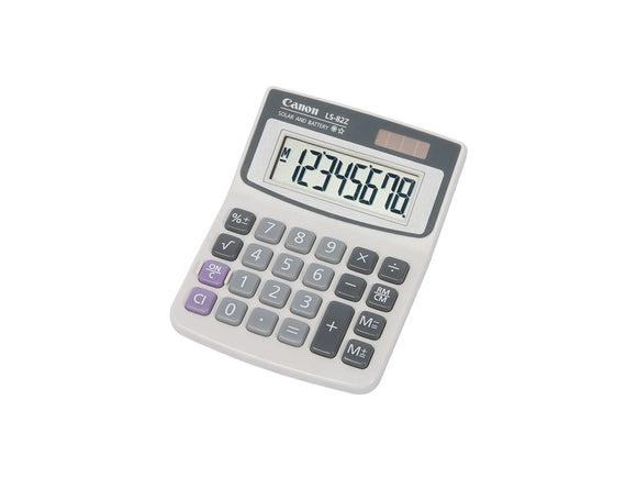 Canon LS82ZBL Calculator