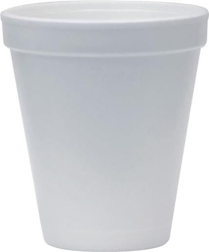 CUPS FOAM HOT & COLD 225ML (8OZ) See Variants for QTY