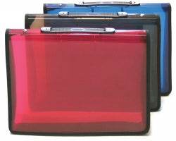 Zipper Binder Sovereign A4 2R With Handle See variants for colours