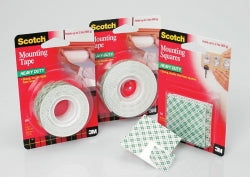TAPE FOAM MOUNTING SCOTCH 110P 12.7MMX1.9M