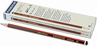 PENCIL LEAD STAEDTLER TRADITION 110  Pack of 12 VARIOUS GRADES
